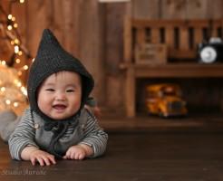 六ヶ月赤ちゃん20140424-1