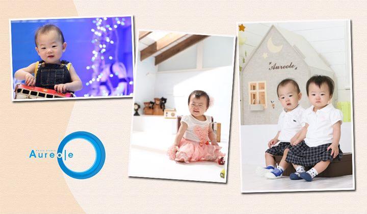 1歳誕生日 双子 神奈川県Y&Y
