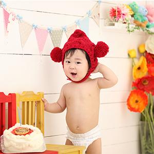 1歳誕生日プラン