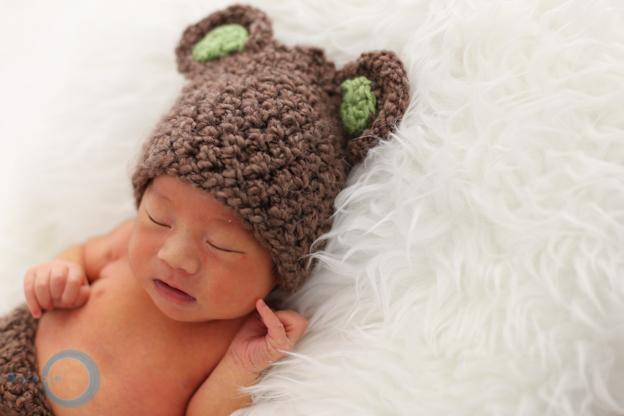 新生児フォト Newborn Photo-1