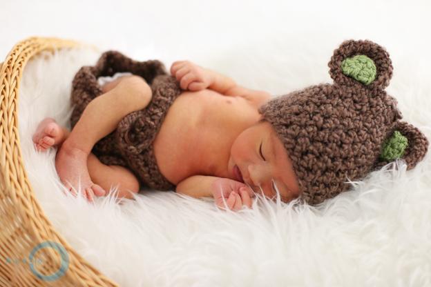 新生児フォト Newborn Photo-2