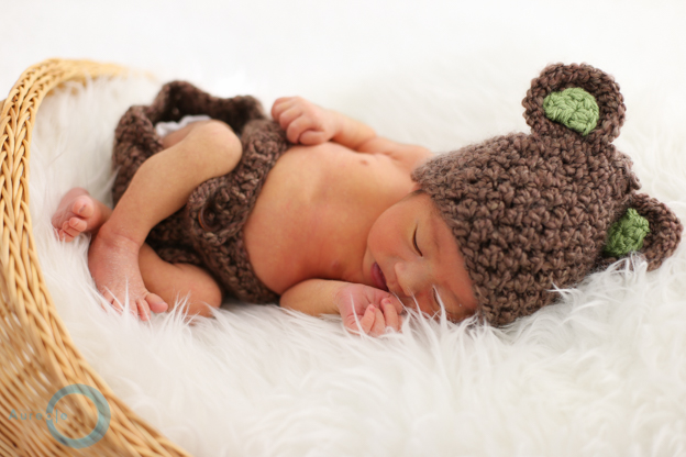 新生児フォト Newborn Photo|生後10日