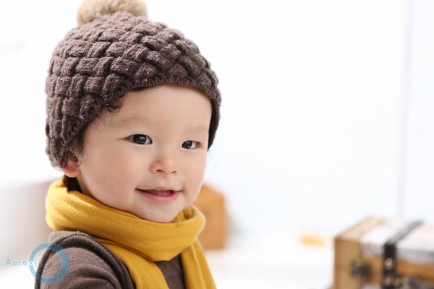1才誕生の撮影-7