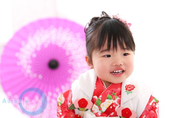 3歳七五三 | Miwaちゃん