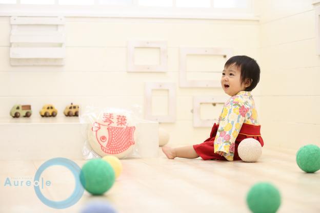 1歳誕生日20180607-1