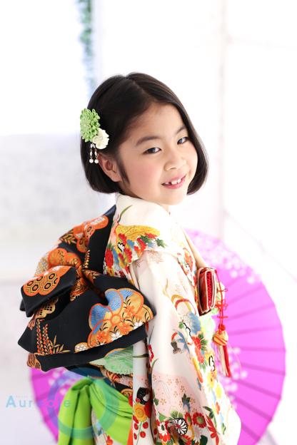 7歳七五三 | Akariちゃん