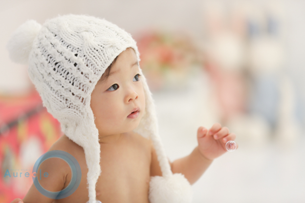 1歳バースデー | Harunoちゃん