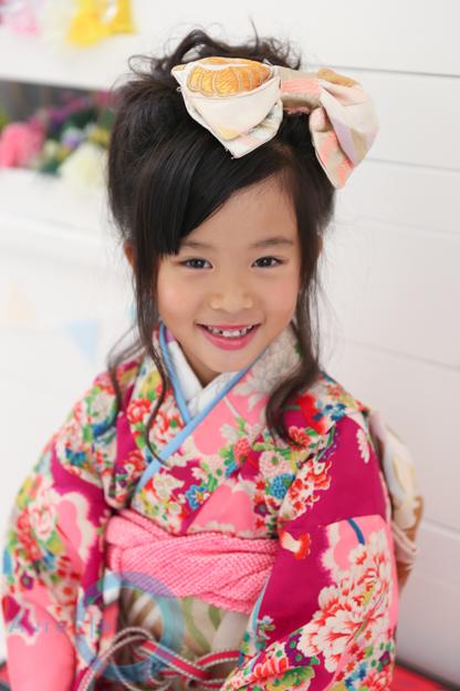 7歳七五三 | Himariちゃん