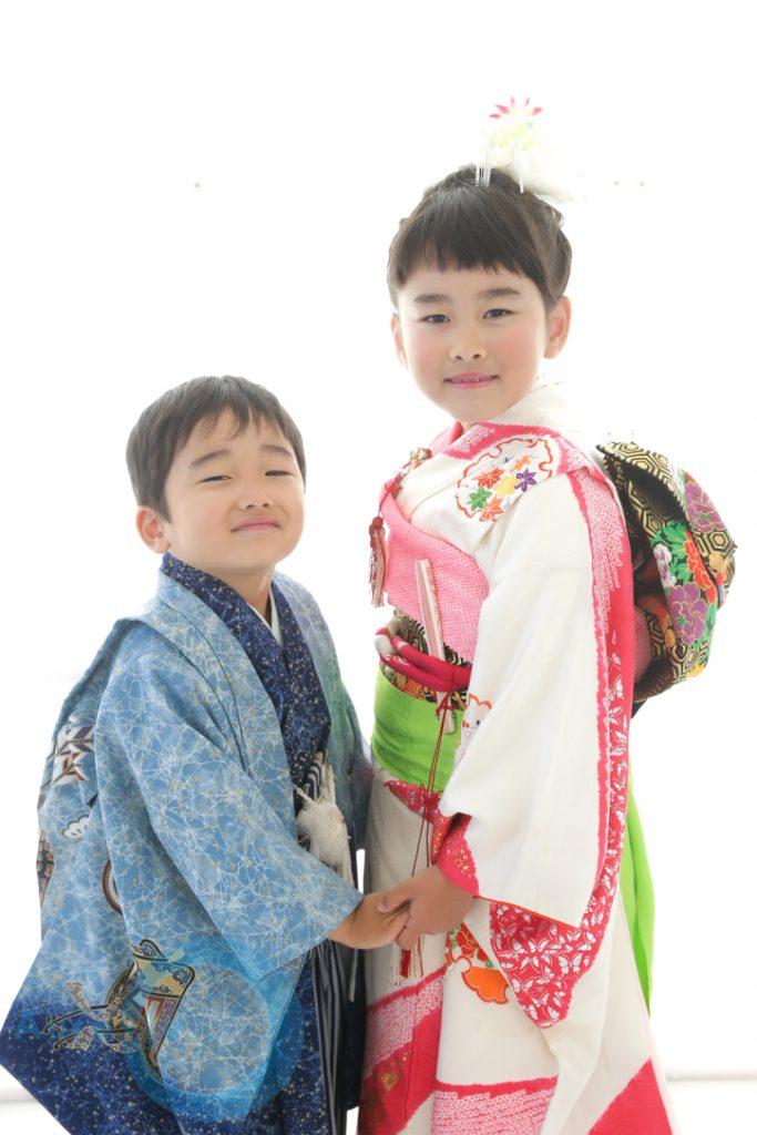 七五三 Misatoちゃん&Yoshiyukiくん