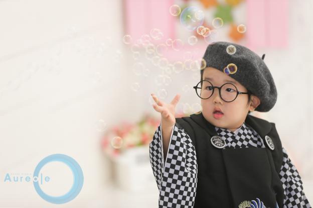 3歳男の子七五三20181116-4