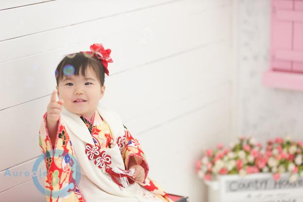3歳七五三 | Ayanoちゃん