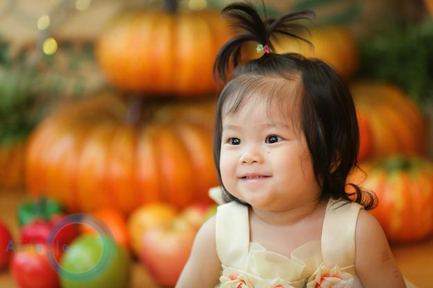 1歳誕生日 | Emaちゃん